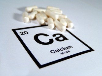depression and calcium