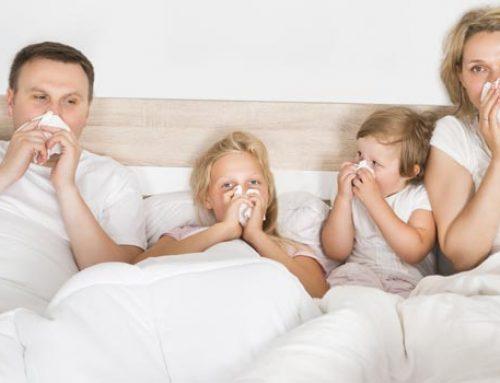 Colds, Tonsillitis, Sinusitis, oh my!